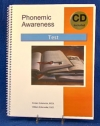 Phonemic Awareness Diagnostic Inventory Test Only